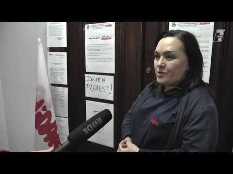 Piąty dzień okupacji małopolskiego kuratorium oświaty przez nauczycieli