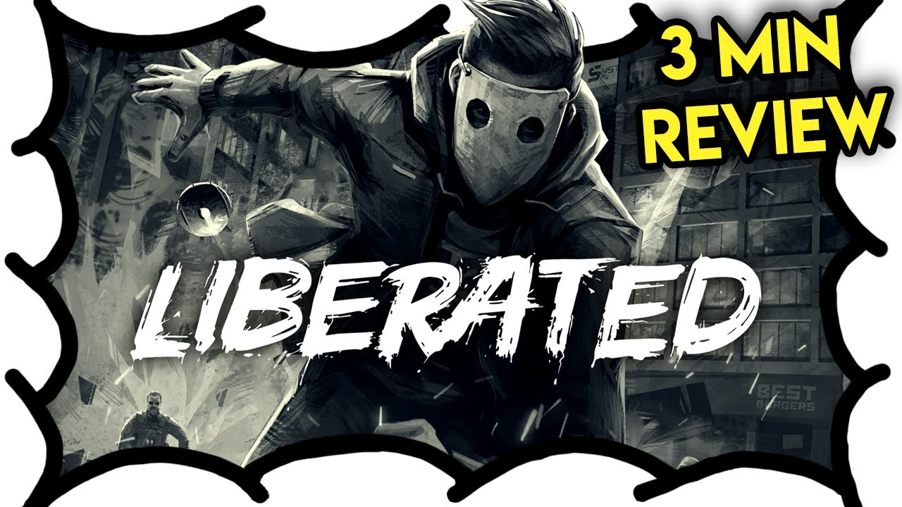 Liberated Review (3 Mins)   MrWoodenSheep (Video Game Video Review)