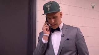 Bucks All-Access: Draft Night 2018 - Donte DiVincenzo