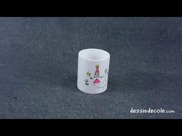 Pot à crayons [9.00€]
