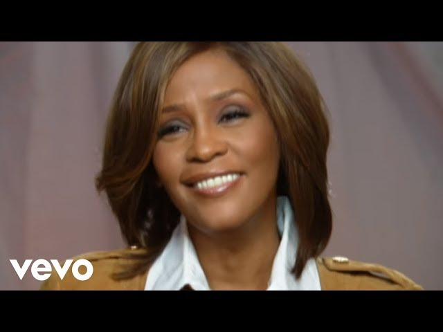 Whitney Houston - I Look to You (Making Of)