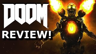 DOOM Review! (PS4/Xbox One)