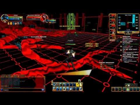 Champions Online - FATAL ERR0R - Intranet Deployment