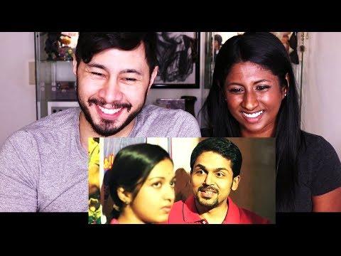 MADRAS | Karthi | Catherine Tresa | Tamil | Trailer Reaction w/ Angela!