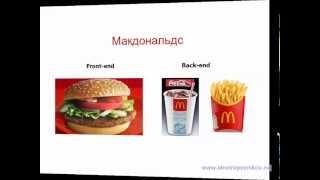 Front-end и back-end продукты. Использование front-end и back-end продуктов в двухшаговых продажах