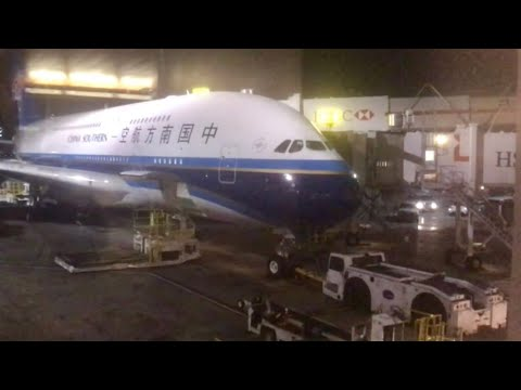 China Southern Airlines Trip Report LAX to New Delhi via Guangzhou