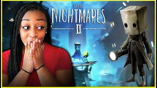 GOT IT EARLY!!!   Little Nightmares II Gameplay!!!   DEMO