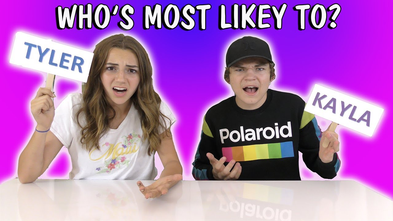 WHO'S MOST LIKELY TO CHALLENGE   We Are The Davises