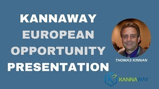 KANNAWAY CBD OPPORTUNITY EUROPE
