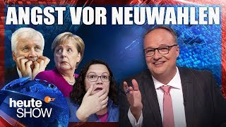 Nach der Hessenwahl: Nur noch Angst hält die Groko zusammen