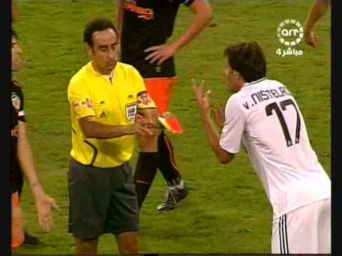 Real madrid vs valencia (Super Cup) 2008-2009