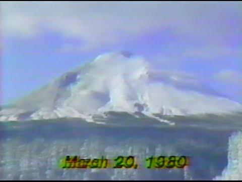 KATU/KOMO - The Eruption of Mt. St. Helens - 1980