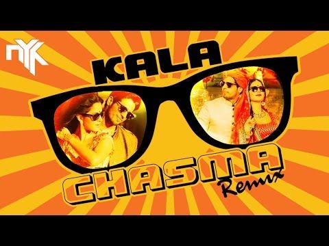 Kala Chashma (Baar Baar Dekho) - DJ NYK Remix 2016| Katrina Kaif | Siddharth Malhotra | Badshah