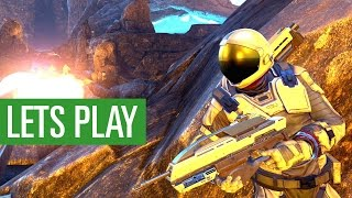 Farpoint Lets Play zum VR-exklusiven PS4-Shooter