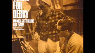 Bill Evans & Monica Zetterlund - Lucky to Be Me - Waltz for Debby 1964
