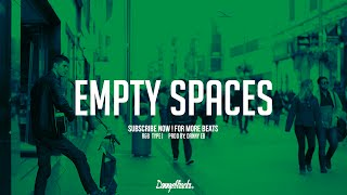 """Empty spaces"" - Guitar x Drums Instrumental (Prod:Danny E.B)"