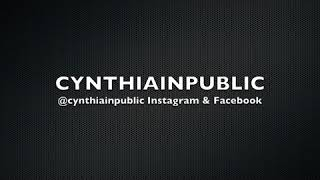 Introducing CYNTHIAINPUBLIC on the Comedy Time Capsule:  Doing Comedy on Zoom