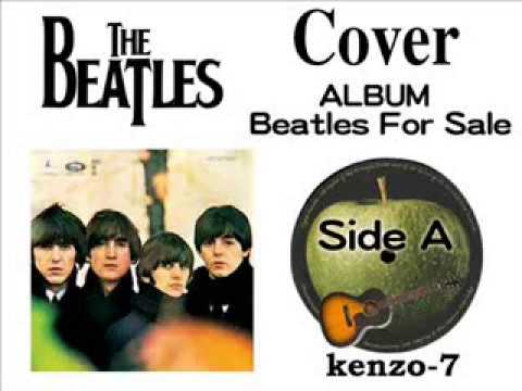 Beatles Cover [ Beatles For Sale ] Album All Songs