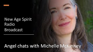 Angel Chats with Michelle McKinney