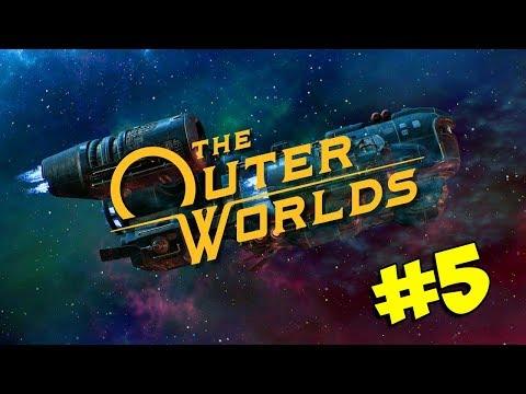 ПЕРВОПРОХОДЕЦ 🚀 THE OUTER WORLDS Прохождение #5