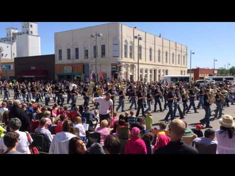 Smoky Valley Middle School Marching Band