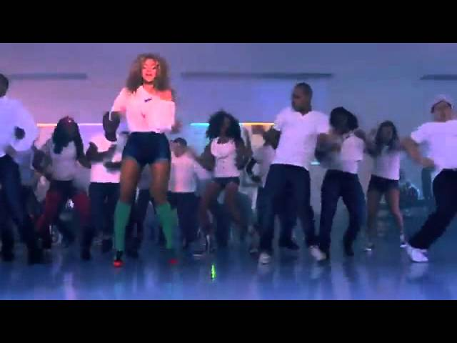 OFICIAL Beyonce - Let's Move! 'Move Your Body' Music Video Official 2011 Travel Video