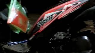 Ciri-ciri pompa bahan bakar lemah/Rusak pada Honda Beat PGM-FI