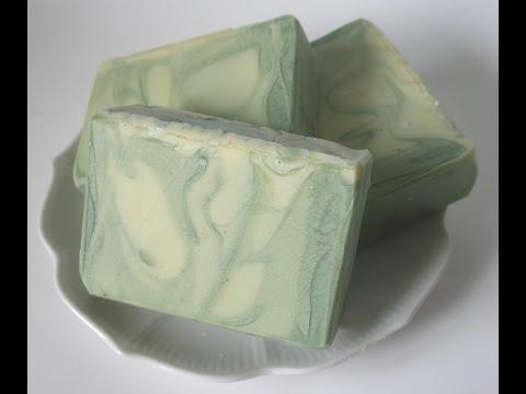 Lemongrass and Ginger Soap