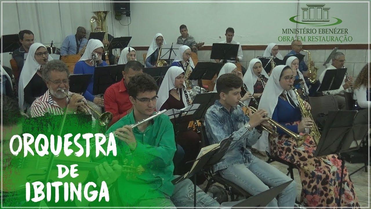 O dia do triunfo de Jesus: Orquestra de Ibitinga 21/10/2018