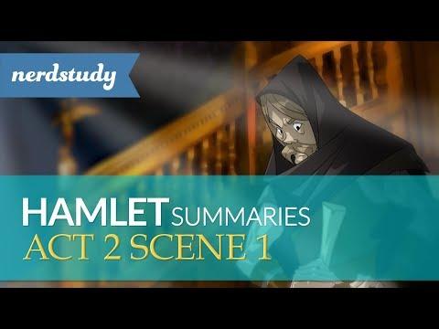 Hamlet Summary (Act 2 Scene 1) - Nerdstudy