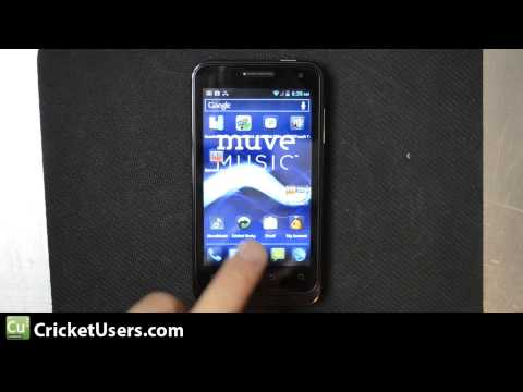 CricketUsers.com - Cricket Wireless ZTE Engage Multitouch Test (pinch zoom capable)