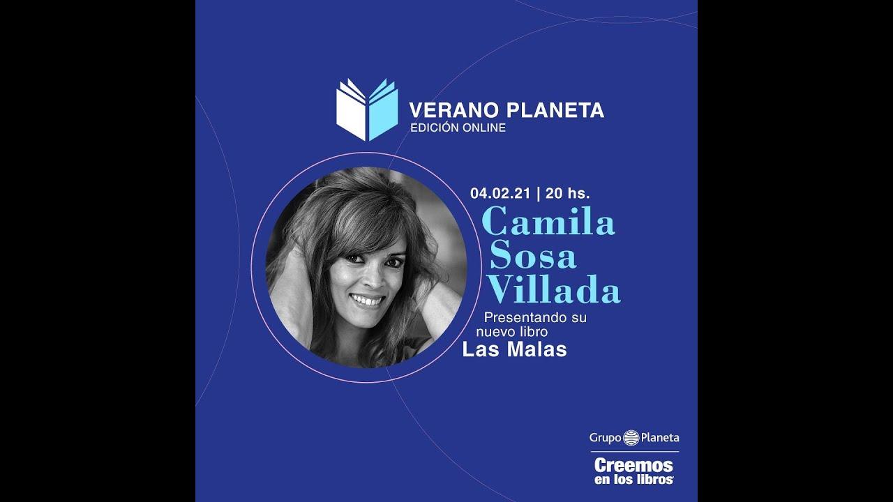 Camila Sosa Villada en Ciclo Verano Planeta 2021