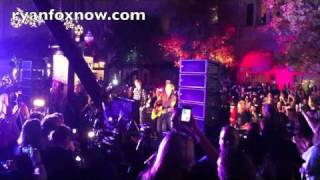 Keith Urban performs 'Put You In A Song' LIVE in Downtown Dallas!