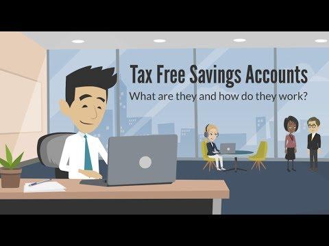 Tax Free Savings Account For Beginners 2019