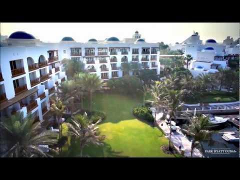 Park Hyatt Dubai | Aerial View