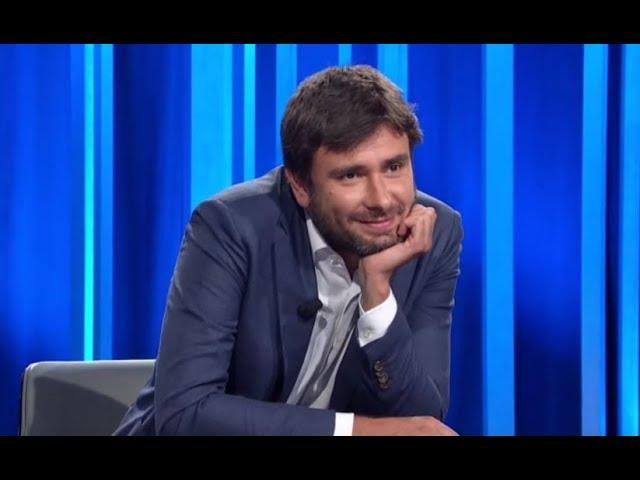Alessandro Di Battista a Mezz'ora in più (INTEGRALE) 23/6/2019