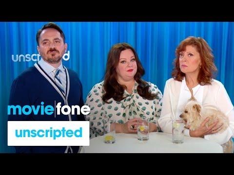 'Tammy' | Unscripted | Melissa McCarthy, Susan Sarandon, Ben Falcone