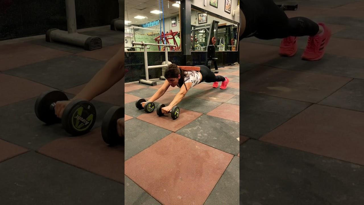 New Plank Hold! Easy Or Risky? #Shorts #imkavy