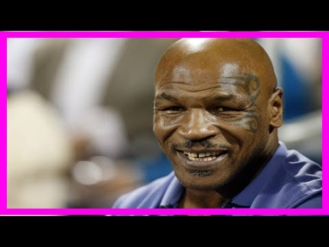 Breaking News | Mike tyson denied entry into chile due to criminal record - national