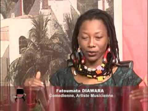 INVITE DU JOUR FATOUMATA DIAWARA