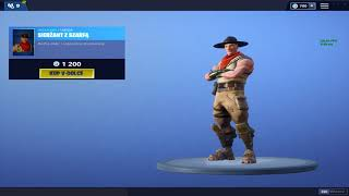 FORTNITE SHOP JANUARY 4 #VDOLCE #SKINY #KONKURS #FREE #BATTLEROYALE