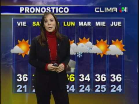 Nilda Rosario Weather Women