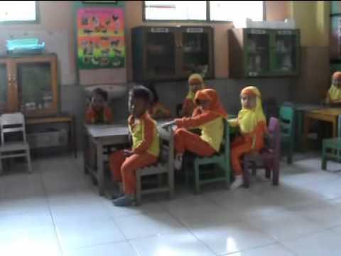 Opening Class B  Inggris TK  Ikhsaniyah part 3