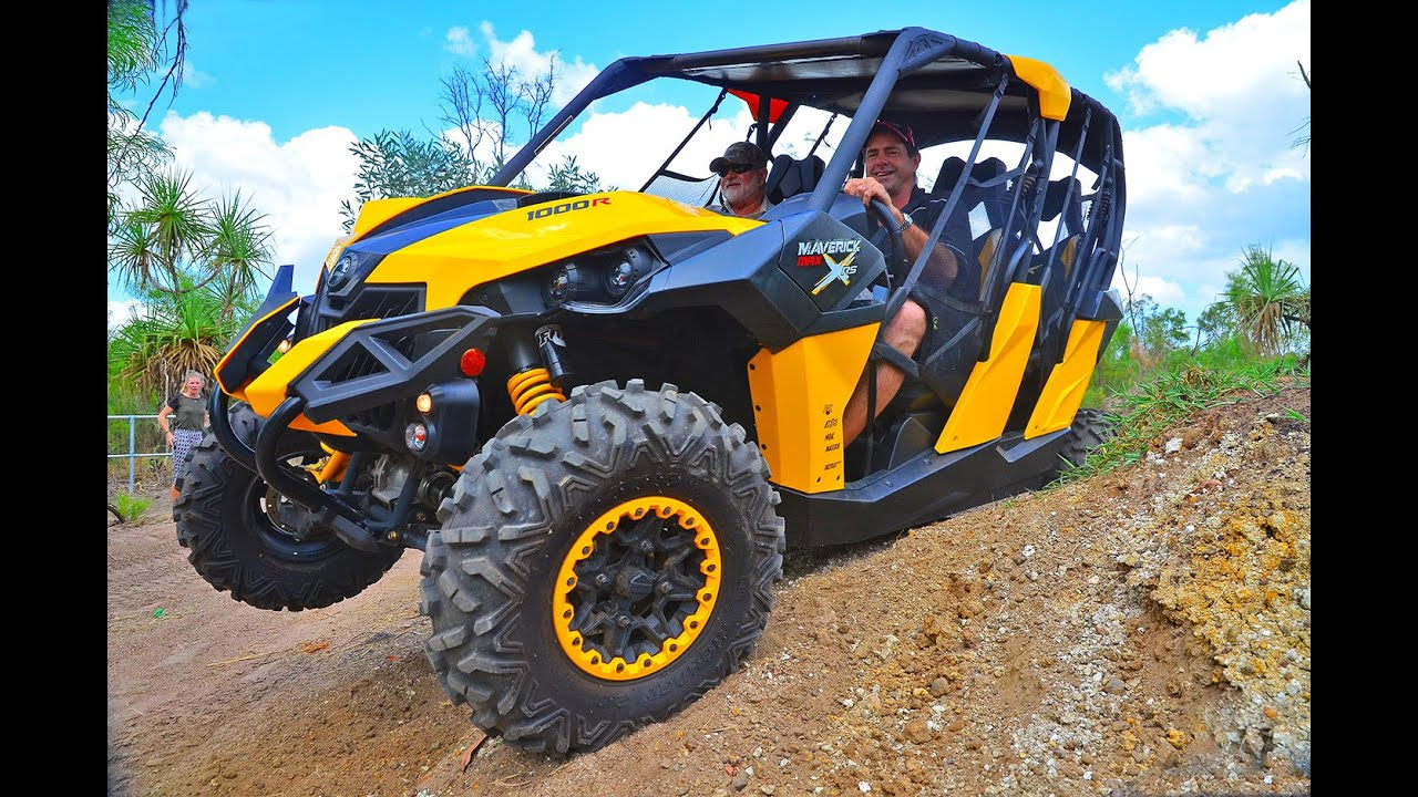 can am maverick max 1000r xrs dps review youtube. Black Bedroom Furniture Sets. Home Design Ideas