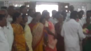Irugur Cotton Senthil In Echanari Temple