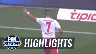 Video Gol Pertandingan Hamburger SV vs Ingolstadt