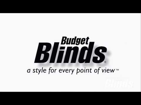 Budget Blinds Valance and Drapery