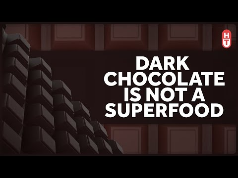 Dark Chocolate is not a Superfood