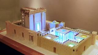 Video Maqueta - Templo de Salomón - דגם המקדש download MP3, 3GP, MP4, WEBM, AVI, FLV November 2018