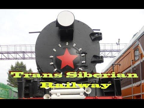 Trans Siberian Railway 2011 Vladivostok to Moscow